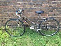 Ladies Vintage Bicyle
