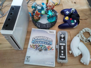 Wii with homebrew