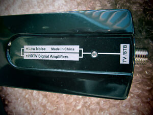 Amplified Antenna for FREE off-the-air HDTV programs FRINGE Strathcona County Edmonton Area image 5