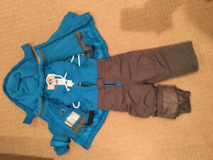 18-month baby winter jacket and pants