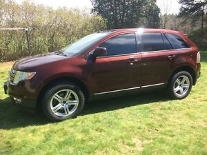 2010 Ford Edge SUV, Crossover