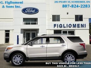 2011 Ford Explorer Limited  - $227.84 B/W