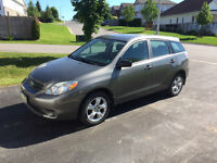 2007 Toyota Matrix with A/C and Cruise Control