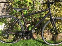 STRADA hybrid mountain / road bike