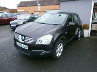 Nissan Qashqai 1.5dCi 2WD Acenta FSH ** GREAT VALUE **
