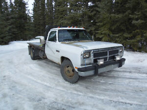 1993 Dodge Power Ram 3500 Flat Deck Other