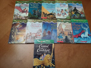 Magic Tree house kid's novels