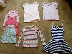 Age 6-7 years girls bundle of clothes.
