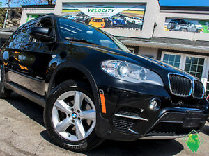 '12 BMW X5 xDrive+NAV+7-Pass+Tech+BackupCam+MINT! Only$224/Pmts!