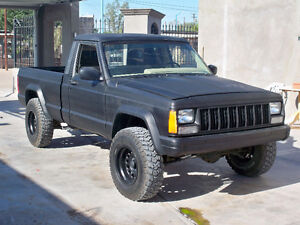 looking for unique jeep for project