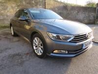 2015 15 VOLKSWAGEN PASSAT 2.0 SE BUSINESS TDI BLUEMOTION TECH DSG 4D AUTO 148 BH