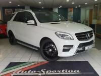 2013 Mercedes-Benz M Class 3.0 ML350 CDI BlueTEC AMG Sport 7G-Tronic Plus 5dr Di