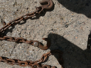 Towing chain for sale