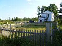 AVAIL IMMED: Home 100 Acres - Williamsburg 45min to Fredericton