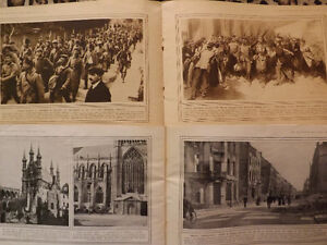 TWO COPIES OF THE ILLUSTRATED WAR NEWS FROM 1914- WWI Peterborough Peterborough Area image 4