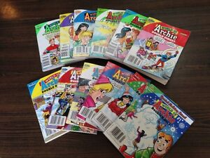 World of Archie-12 comics