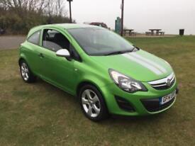 Vauxhall/Opel Corsa 1.0i 12v ( 65ps ) ecoFLEX 2014MY Sting