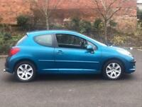 2009 Peugeot 207 1.6 HDi Sport 3dr
