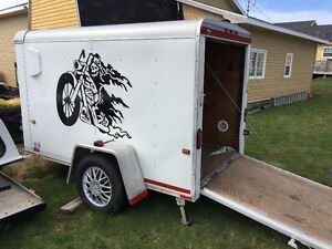 Enclosed Trailer (Road Force) sold