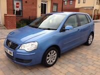 VW Polo Automatic GearBox, 3 owners, 64000 miles, MOT 3/8/2017 , Service History