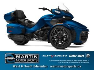 2018 Can-Am Spyder F3 Limited