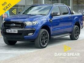 Ford 3.2 TDCi Wildtrak Double Cab Pickup 4dr Diesel Auto 4WD (200 ps)