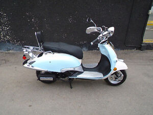 Benzhou 50cc Scooter