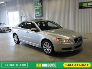 2011 Volvo S80 BASE Cuir Toit Ouvrant Bluetooth