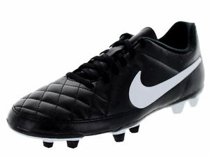 Nike - Tiempo Rio II Youth Soccer Cleats - Youth Size 1 M