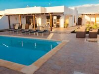Playa Blanca , Lanzarote Villa Rental 11th May - 3rd June 2018 Bargain Price* Sleeps 5
