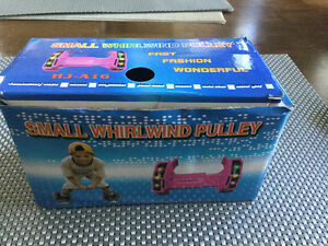 Small whirlwind pulley HJ -A16, brand new