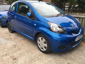 Toyota aygo 2010 only lady owner