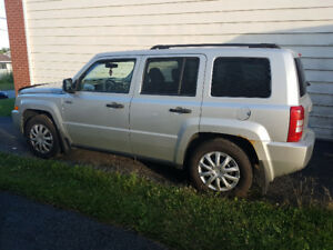 2008 Jeep Patriot North Edition...selling as is!!!
