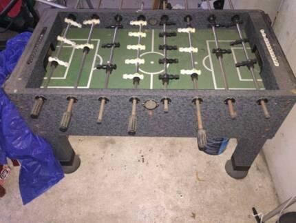 Soccer Foosball Table