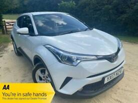 image for 2017 Toyota C-HR 1.2 VVT-i Icon (s/s) 5dr SUV Petrol Manual