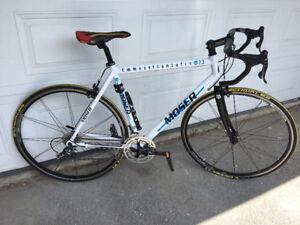 Rare Moser Campy bike