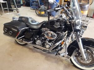2008 Harley Road King Classic