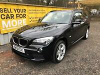 Bmw X1 Xdrive20d M Sport Estate 2.0 Manual Diesel