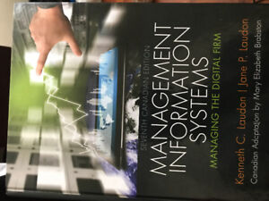 Management Information Systems: Managing the digital frim 7th