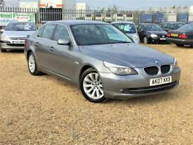 2007 BMW 520 D SE 2.0TD Warranty & delivery available Part-Ex welcome
