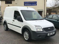 2012 Ford Transit Connect 1.8 Tdci 90ps T230 LWB Van.