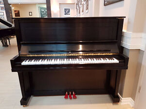 Steinway & Sons K52 SE Upright Piano