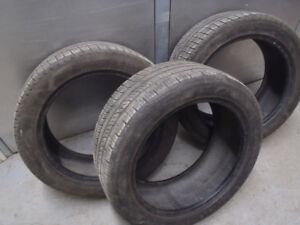 3x Pirelli Scorpion Zero 275/45R20