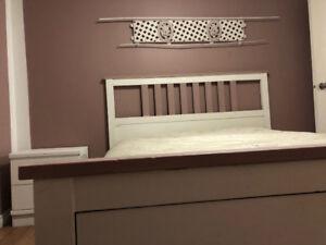 Furnished 1-bedroom Basement Suite - Northwest Edmonton