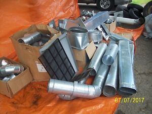 Heat Ducting Supplies