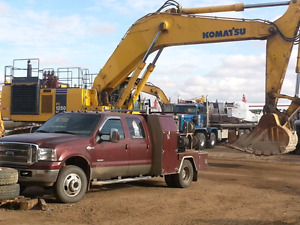 2007 King Ranch welding Truck/ Rig