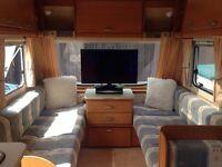 Bailey Ranger Caravan 2009
