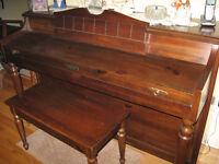 Baldwin Console Upright Piano