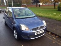 2006 (06) FORD FIESTA 1.2 STYLE - ONLY 69000 MILES FSH - £1295!!!