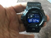 Casio G-shock solar powered